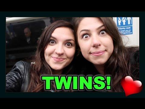 LESBIAN IDENTICAL TWIN SISTERS!