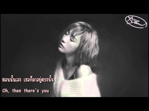 [Karaoke/ Thai sub] Taeyeon - Secret