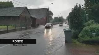 Orages-inondations dans le Nord et le Pas-de-Calais (7 juin 2016)