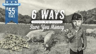 (#55) Save You Money WHISKEY. WEED. WOMEN.