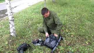 развертывание антенны g5rv в лесной местности