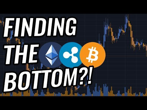 Is THIS Pointing To A Bottom In Bitcoin & Crypto Markets?! BTC, ETH, XRP, BCH & Cryptocurrency News!