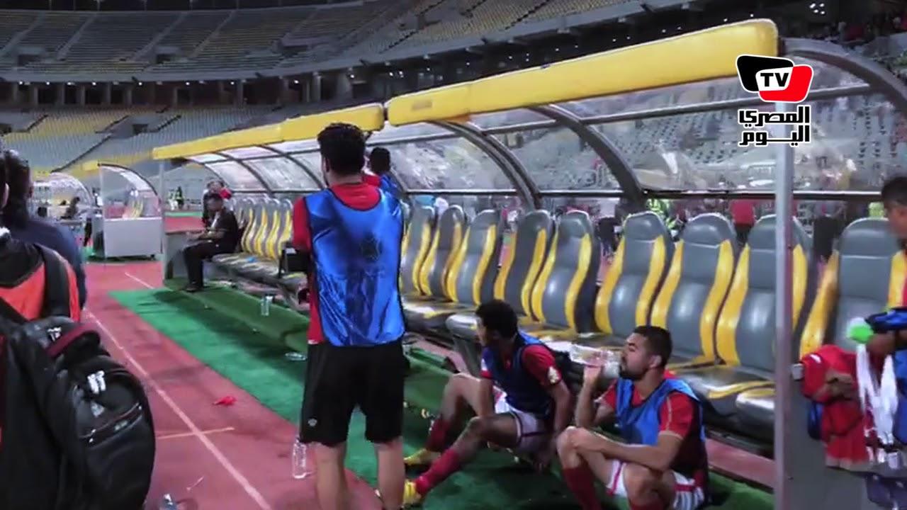 المصري اليوم:الحزن يسيطر على لاعبى الأهلي عقب التعادل السلبى أمام النجمة اللبنانى