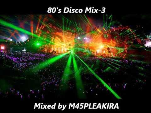 80's Disco Mix-3