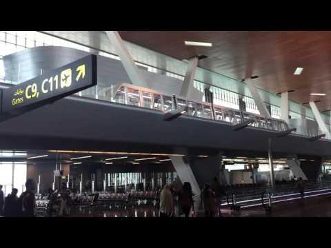 Hamad International Airport Monorail Express, Doha, Qatar