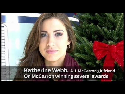 2013 Golden Arm Award: Katherine Webb Interview