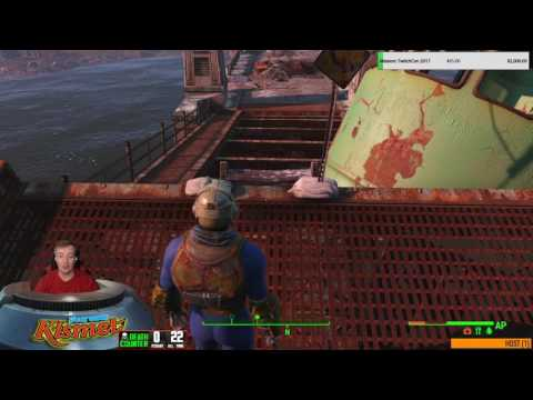 S021617 FO4 D8 Hybrid Melee Run | HD Textures Pack | BSE 71