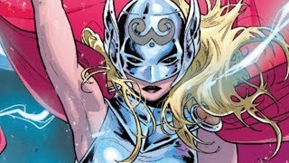 The Truth About Thor's Jane Foster