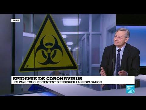 Coronavirus: comment expliquer une propagation si rapide du virus ?