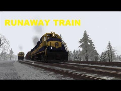 Runaway Train! - TS2017 Short
