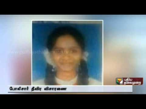 School girls go missing near Coimbatore