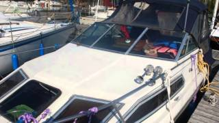 24 FT BOAT FOR SALE - DORAL CAVALIER