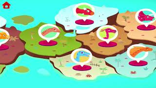Dinsaur Park For Kids  - Jurassic Dig Play With Dinosaurs - Kids Fun Dinosaur Dig