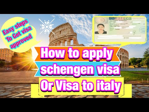 How To Apply Schengen Visa From Dubai Easy Steps To Get Approve