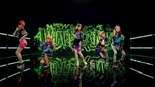 4minute - 이e��이 Eshy;�예요? Whats... @ www.OfficialVideos.Net