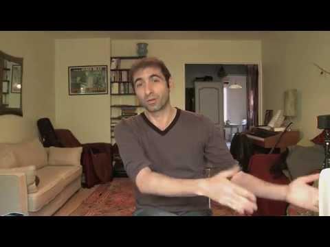 Le sourire de... avec David Lescot pour TV5MONDE