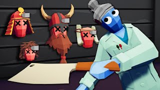 The Nurse That Only Hurts People - Totally Accurate Battle Simulator (TABS)