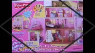 Fisher Price Loving Family Grand Dollhouse Super Set Rules