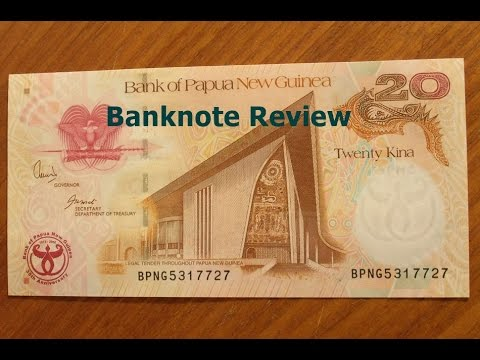 Papua New Guinea Banknote Review