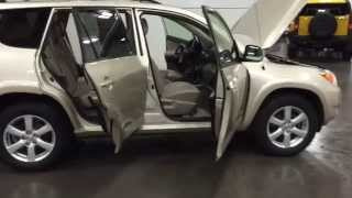 2008 Toyota RAV4 4 Limited SOLD  Munro Motors