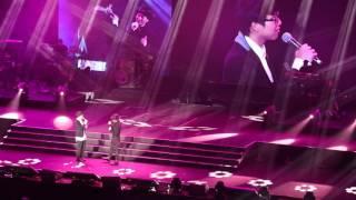 吳業坤 張智霖 (合唱)原來她不夠愛我 張智霖演唱會深圳站  7 May 2016
