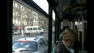 Video Two Rides on Bus 84, Paris download MP3, 3GP, MP4, WEBM, AVI, FLV Agustus 2018