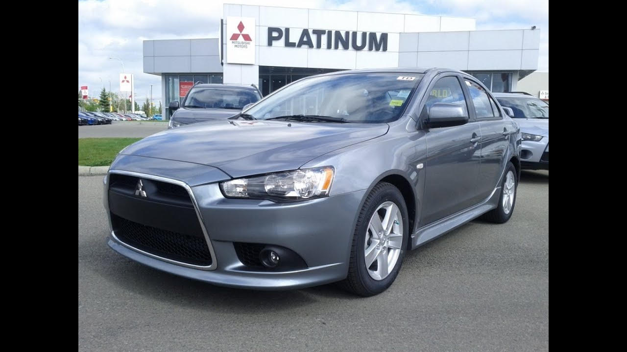2014 Mitsubishi Lancer GT All Wheel Drive Virtual Test Drive