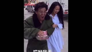 Hài troll ngu đường phố Trung Quốc, China - Can't stop laughing P 125 Hài troll china