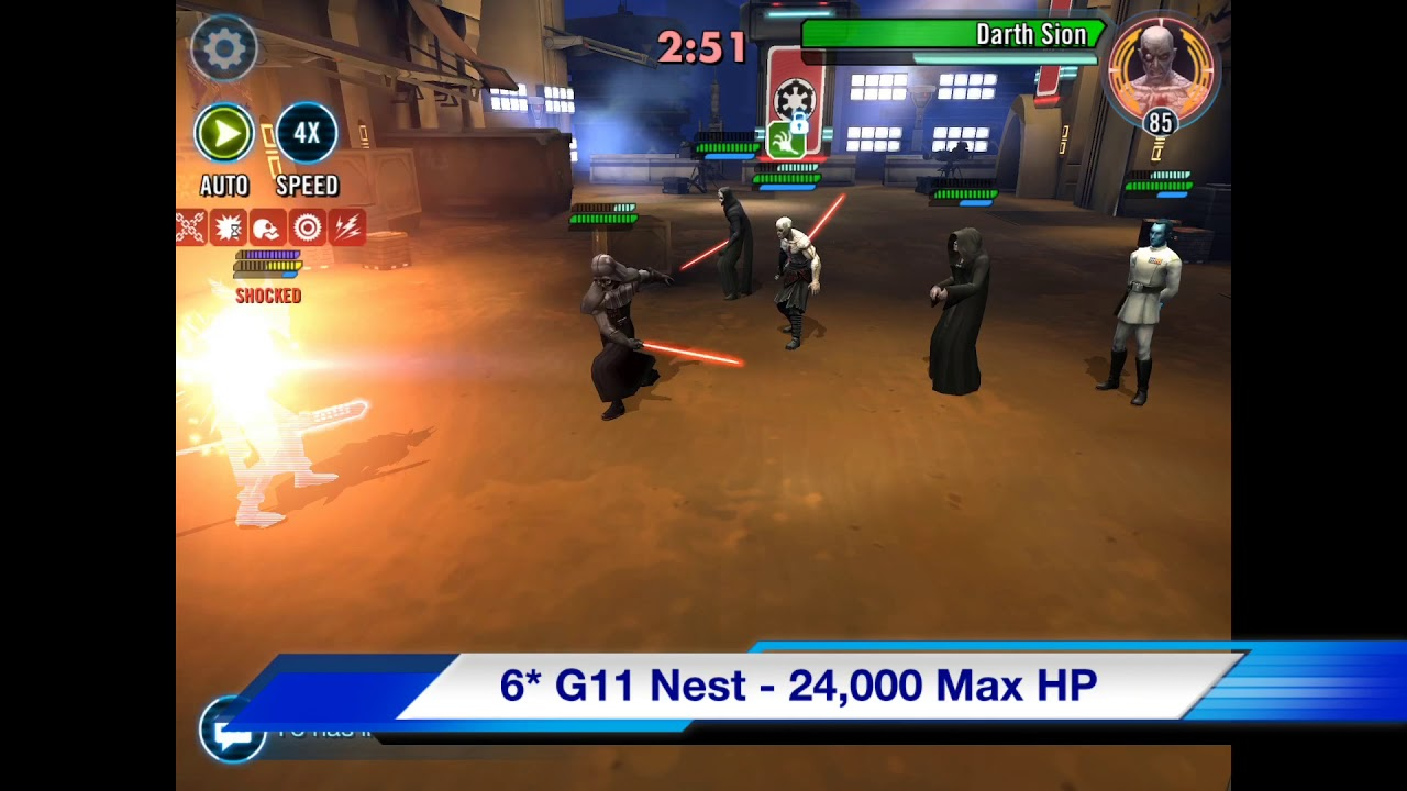 Dex's Diner – Star Wars Galaxy of Heroes strategies, tips, and other