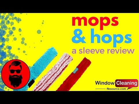 Window Cleaning SLEEVE REVIEW