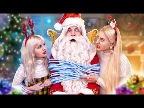 ¡Nuestra Fiesta De Navidad Salió Mal! Cómo Atrapar A Santa
