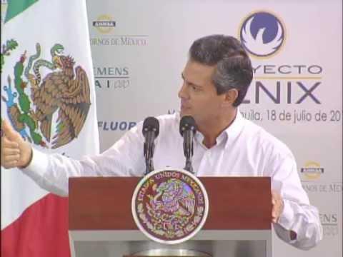 AHMSA recibe la visita del Presidente Enrique Peña Nieto