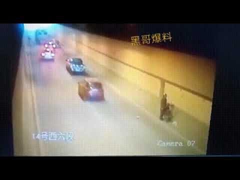 Un motorista con muy mala suerte
