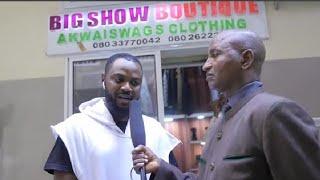 Adam A zango ma yayi gagarumin bikin bude shagon siyar da kayan sawa na yaron sa Umar Big show