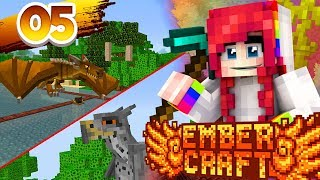 Mythical Creature Finding! // EmberCraft // EP5