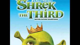 Shrek The Third soundtrack  Matt White - Best Days