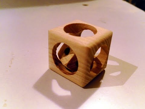 видео: Как сделать куб в кубе