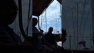 Sailing Boat Live on Royal Atenea- Jongert Trewes 59