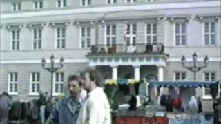Wismar Stadt Bilder  1990