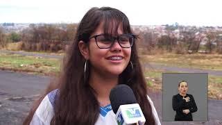 Vereadores Jovens em Ação - Indicação para limpeza de terreno
