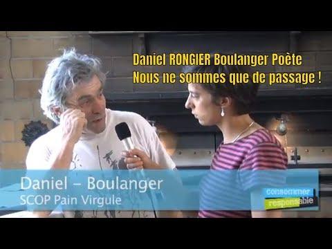 Mon frère Daniel. Boulanger Poète aujourd'hui disparu