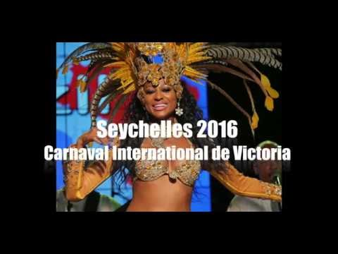 Seychelles Carnaval International de Victoria 2016. Can view in 4K. www.CreateTravelMedia.com