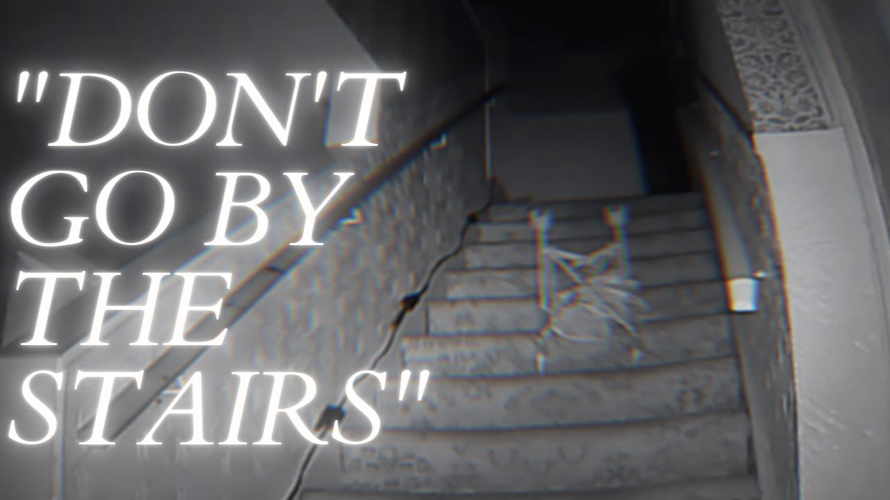 SBT   Don't Go Down the Stairs