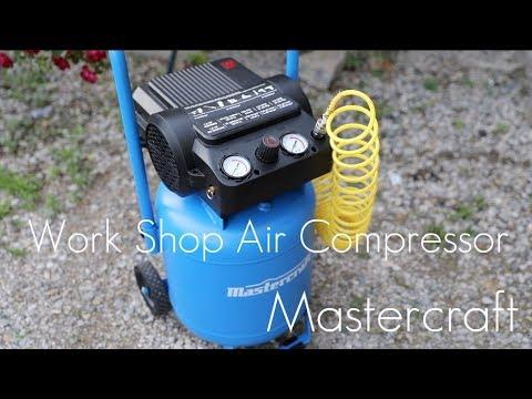 Mastercraft 10 Gallon Work Air