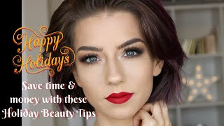 5 Affordable Ways To Look Glam AF over the Holiday's