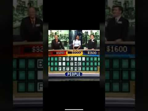 "Bitcoin - Wheel Of Fortune ""bitcoin Is The Future"""