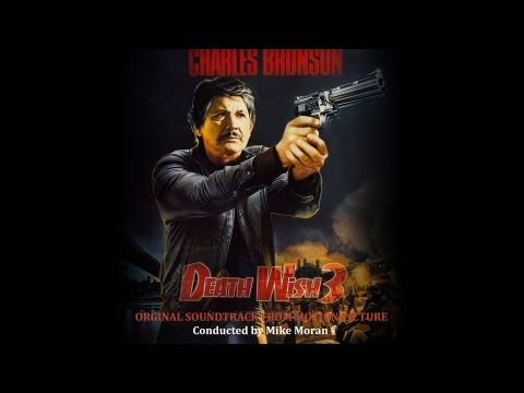 [1985] Death Wish 3 Soundtrack - Jimmy Page - 16 - ''Run & Shoot''
