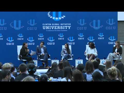 Reinventing High School - Panel Discussion - CGI U 2016