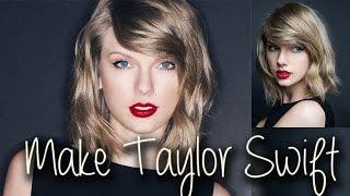 Maquiagem Inspiração Taylor Swift ♥ Thali Mallmann