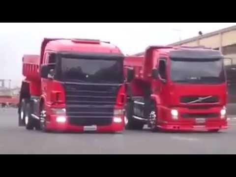 Vw e Scania Cacamba as Mais tops..!